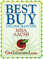 Get Educated Best Online MBA logo
