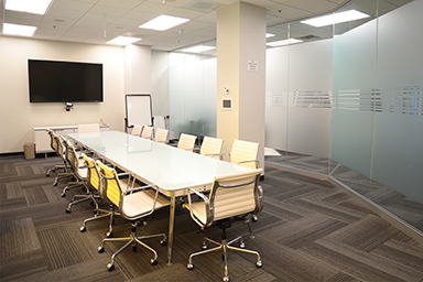 NanoFab Central Boardroom