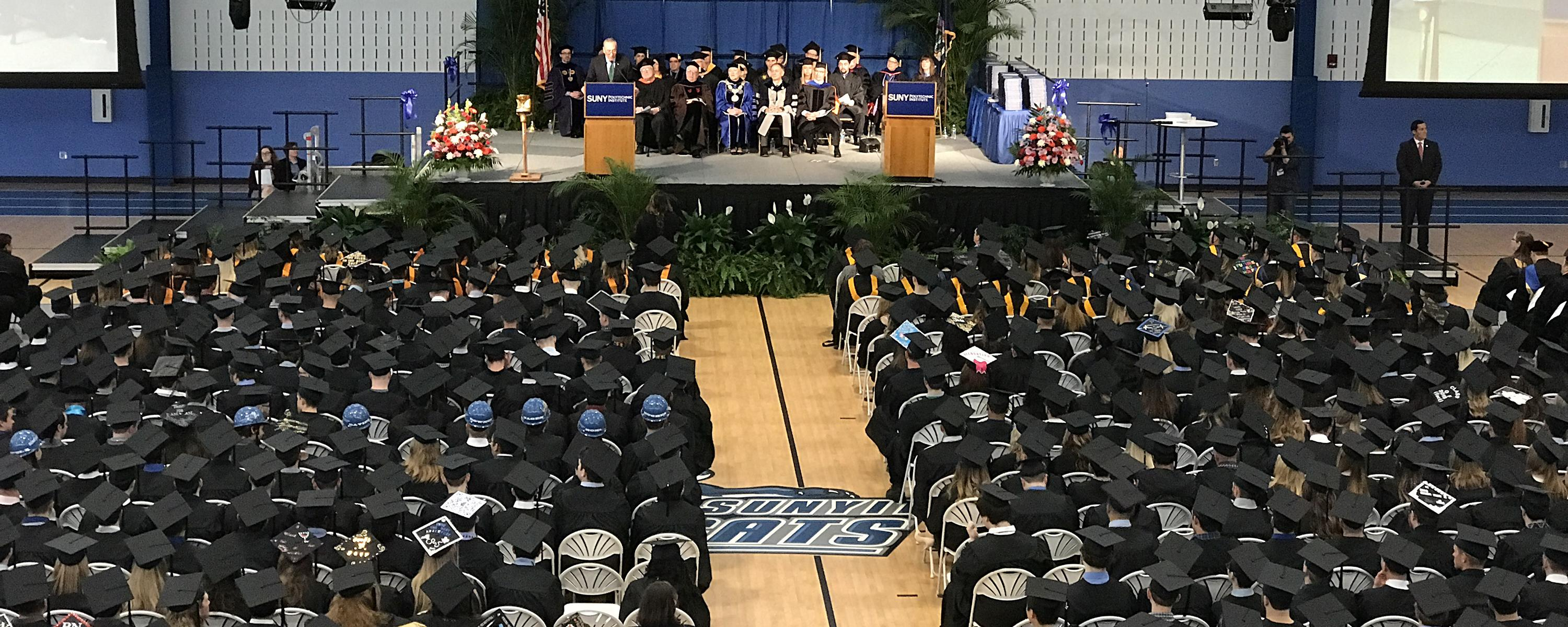 SUNY Poly Commencement
