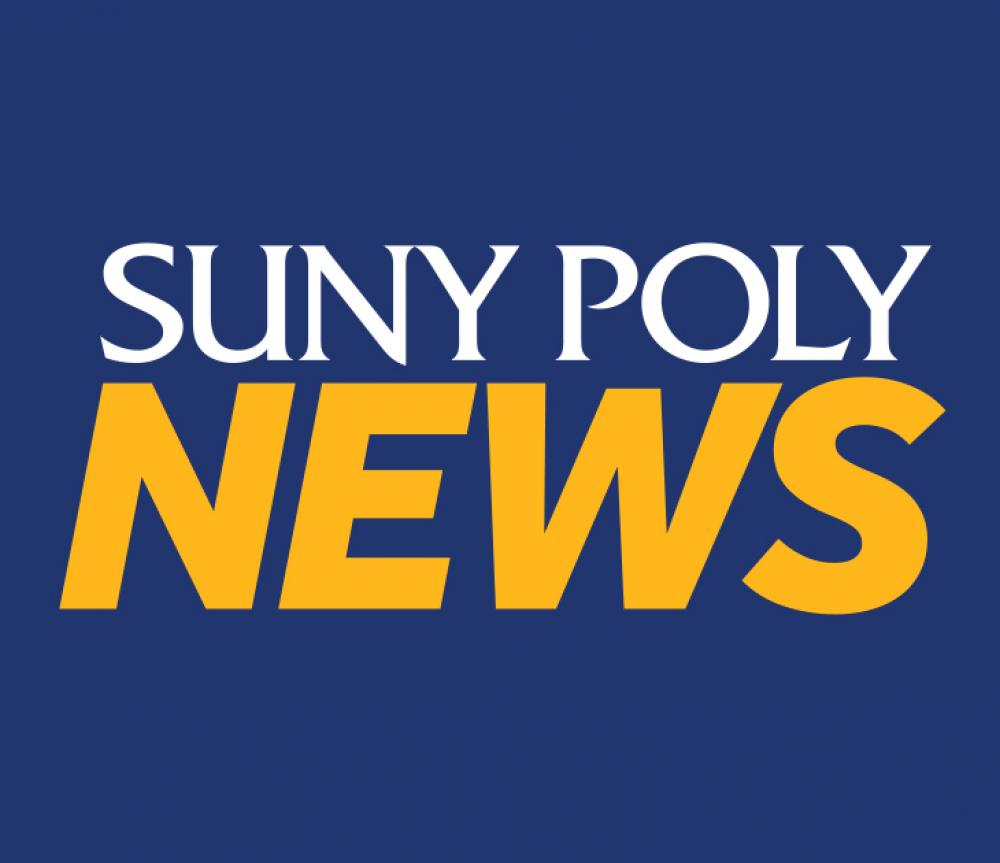 SUNY Poly News Logo